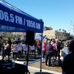 "SB COUNTY CHILDREN'S NETWORK ""CASE"" 7TH ANNUAL WALK AGAINST SEXUAL EXPLOITATION AND HUMAN TRAFFICKING.. KCAA RADIO PROVIDED SOUND, MC AND ENTERTAINMENT.."